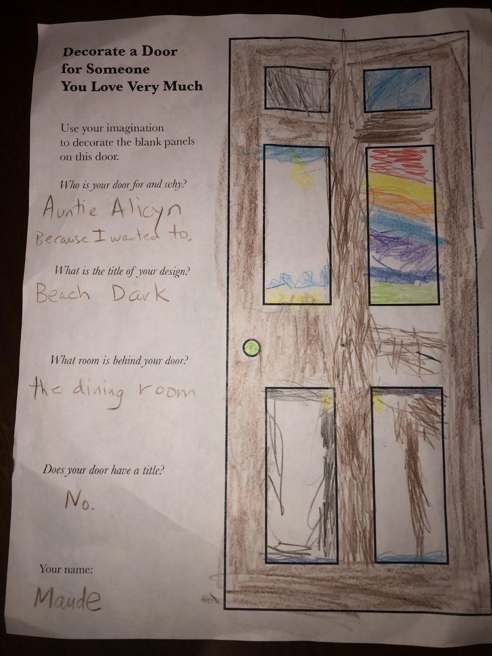 Maisy's Door