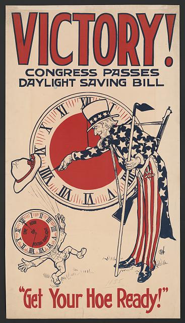 Documents: Daylight Saving Time: An Ongoing Debate