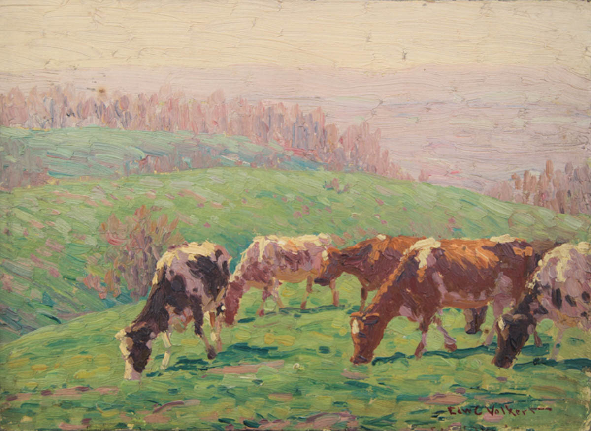 Early Spring Pasture