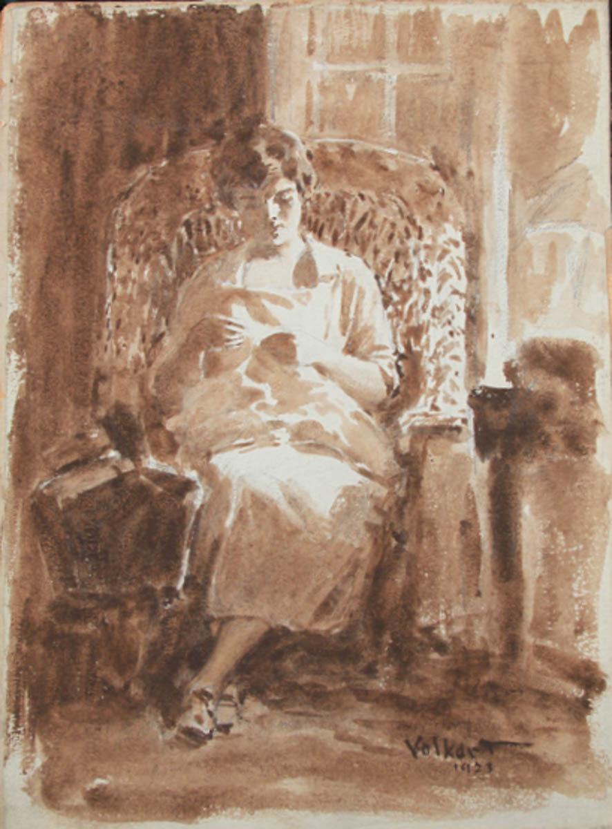Ruth Volkert Middleton