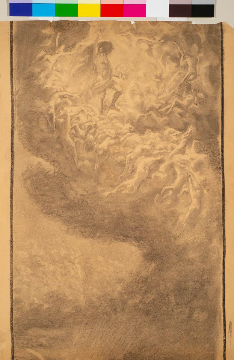 Allegorical Sketch