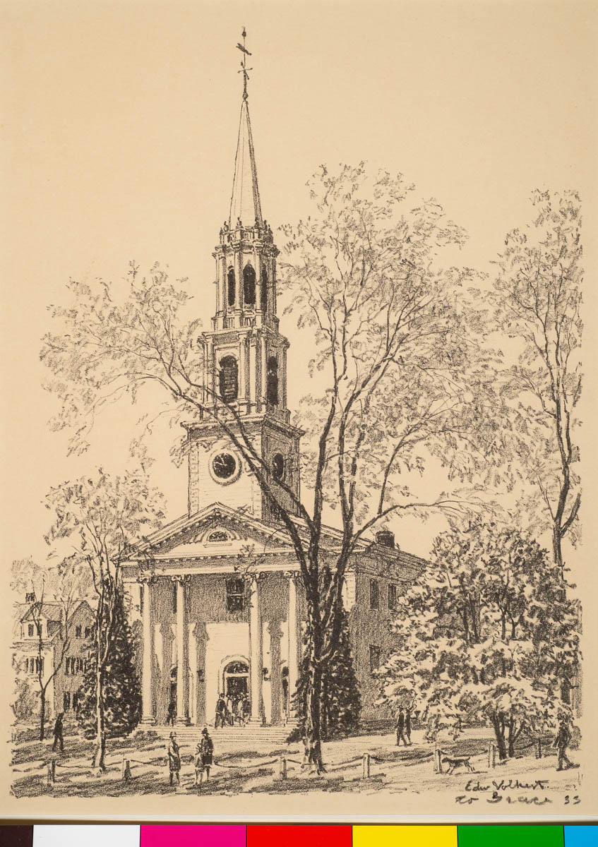 Old Lyme Congregational Church
