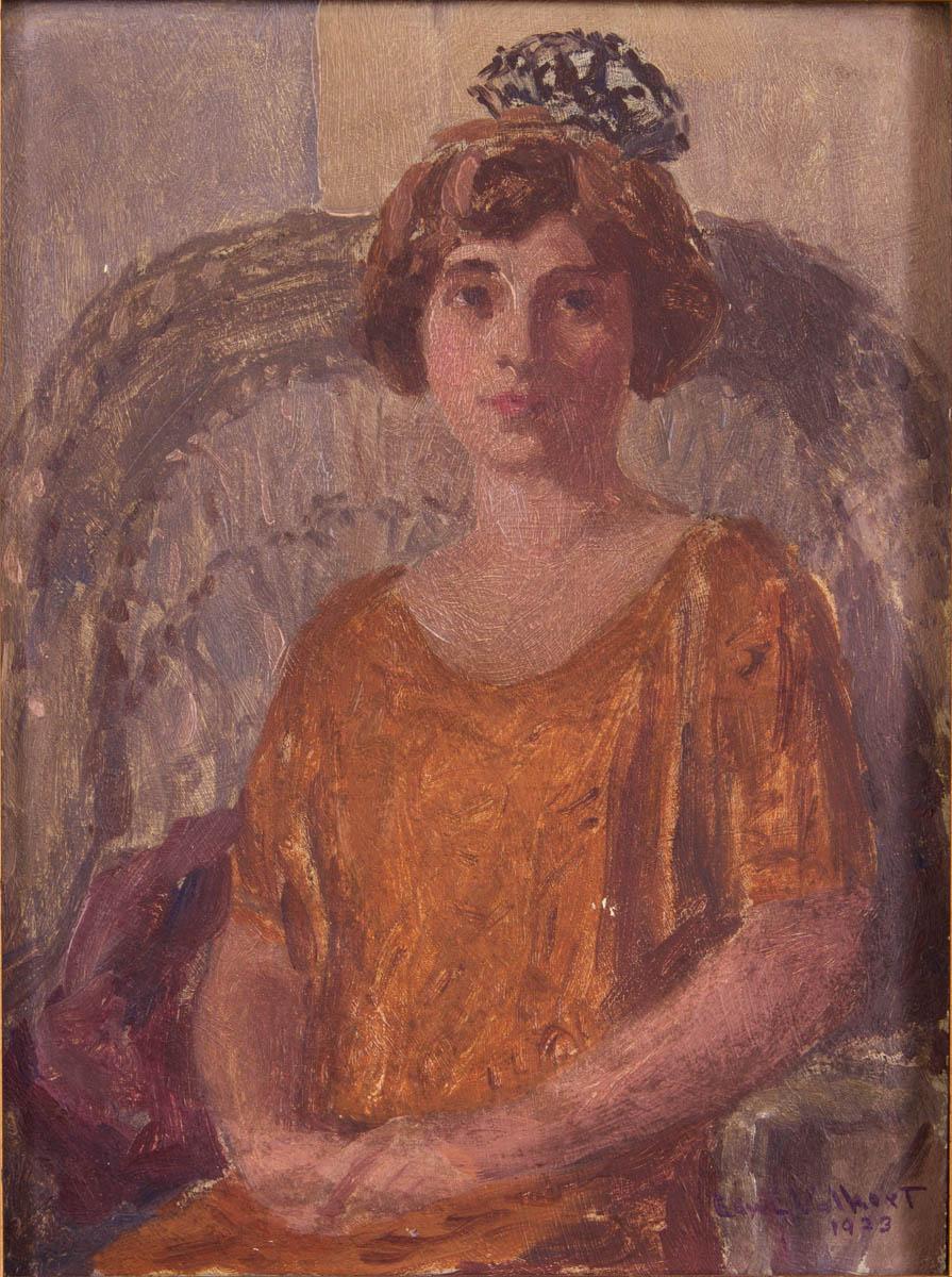 Portrait of Ruth Volkert Middleton