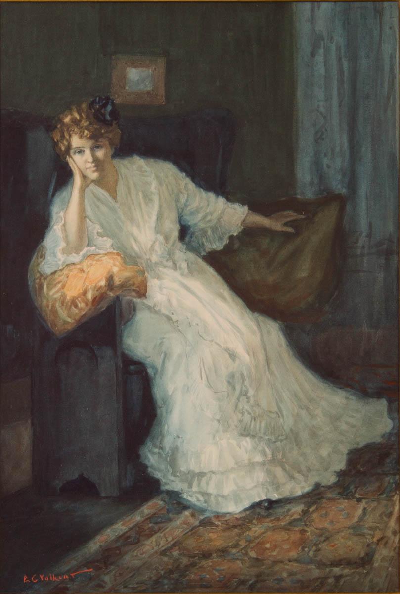 Portrait of Jessica Volkert