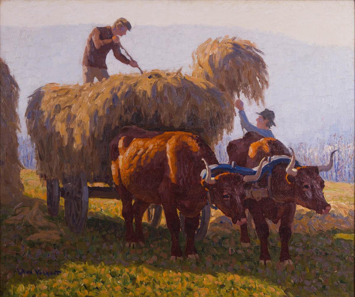 Leading the Wagon