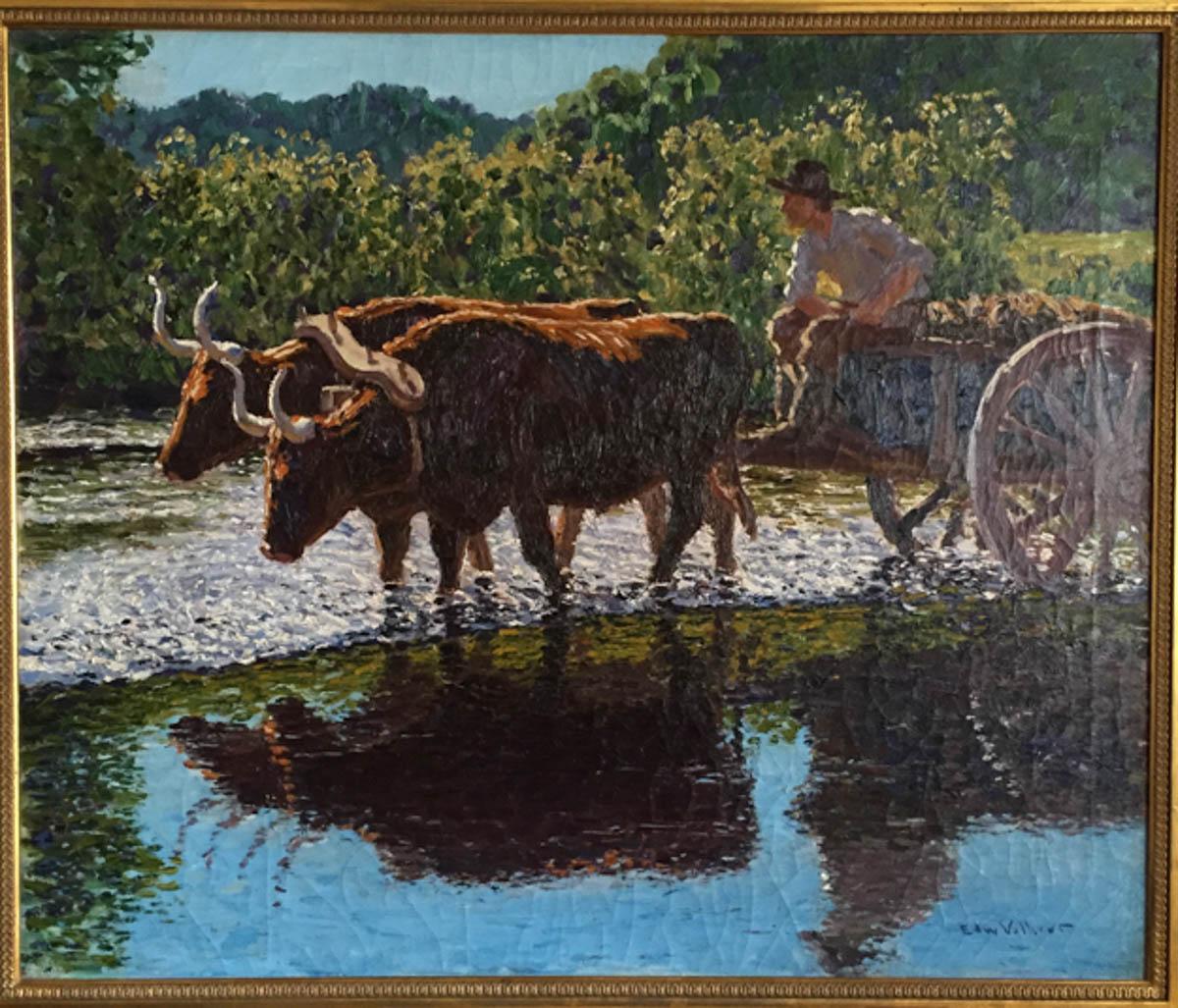Farmer's Ferry