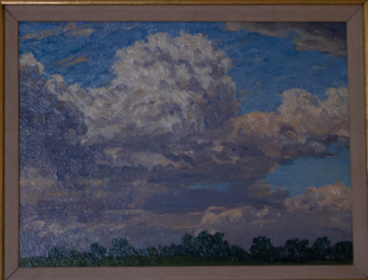 Untitled [Clouds]